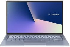 "Ноутбук Asus ZenBook UX431FA-AN070T (Intel Core i3-8145U /4GB /256GB SSD /14,0"" /FHD /Intel UHD /noODD /Windows 10 Home/Utopia Blue Metal/NumberPad)(90NB0MB1-M02010)"